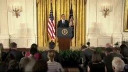 اوباما: هدف شماره یک من خدمت هرچه بیشتر به مردم آمریکاست