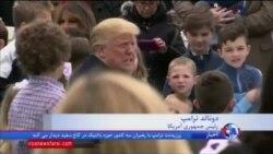 انتقاد پرزیدنت ترامپ از دموکرات های کنگره در رابطه با مهاجران غیر قانونی