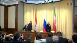 Rusiyanın Suriyada apardığı iddialı xarici siyasət ABŞ maraqları ilə toqquşur
