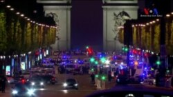 Paris'te Saldırı