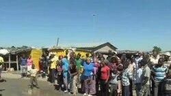 南非煤礦兩名罷工者中槍身亡