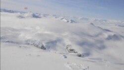 NASA hielo Antártida