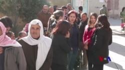 Hilbijartinên Bakurê Sûriyê û Kombûnên Cinêvê