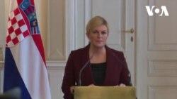 Predsjednica Hrvatske o unutrašnjim pitanjima Bosne i Hercegovine