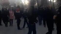 فیلمهای ارسالی، از حضور معترضان در اردبیل خبر میدهد