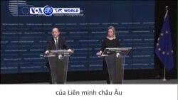 Pháp chính thức yêu cầu hỗ trợ của EU trong cuộc chiến chống IS (VOA)