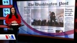 17 Şubat Amerikan Basınından Özetler