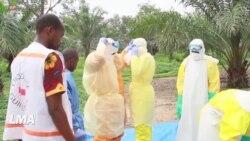 """Ebola en Guinée: """"c'est Dieu seulement qui va nous sauver"""""""