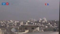 Alepo al borde del colapso