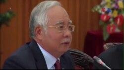 Thủ tướng Malaysia cảm ơn Việt Nam giúp tìm kiếm máy bay mất tích