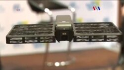 Feria electrónica 2-17 Robot Selfie RV