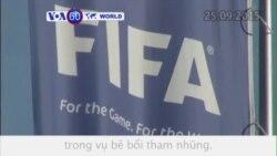Thuỵ Sĩ điều tra hình sự Chủ tịch FIFA Sepp Blatter (VOA60)