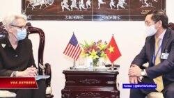 Quan chức Việt-Mỹ họp bên lề kỳ họp Đại hội đồng Liên hiệp quốc