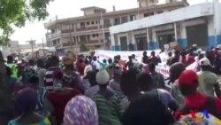 Manifestation contre le pouvoir dispersée à Cotonou (vidéo)