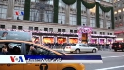 Sapa Dunia VOA: Suasana Natal di Amerika