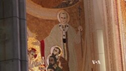 Poles Celebrate the Making of Their Latest Saint, John Paul II