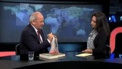 Թուրք գրողը «Ամերիկայի Ձայն»-ի տաղավարում պատմում է Հայոց ցեղասպանությունից փրկված ծպտյալ հայերի մասին