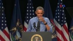 TT Obama thăm các cư dân Flint, bàn về khủng hoảng nước