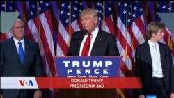 ANALIZA: Godina dana od izbora Donalda Trumpa za predsjednika SAD-a