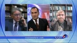 مناظره بین علیرضا نوریزاده و علیرضا نامور حقیقی درباره جنگ لفظی ایران و عربستان