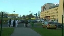 捷克醫院候診室槍擊造成六人死亡