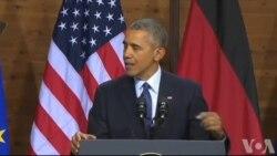 باراک اوباما: آمریکا ۲۵۰ نیروی نظامی اضافی به سوریه می فرستد