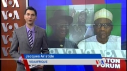 Washington Forum du 26.03.15 : Nigeria, des élections dans l'incertitude