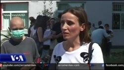 Tiranë: Protesta për mungesën e ilaçeve