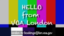 London TV Promo