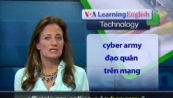 Anh ngữ đặc biệt: North Korea Cyber Attacks Coming from China (VOA-Tech Rep)