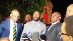 Winnie Madikizela-Mandela's Nephew Expressing Gratitude Over Public Support