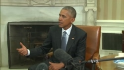 Obama and Trump Hold 'Excellent' Transition Meeting at the White House