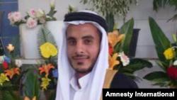 علی خسرجی، زندانی عرب ایرانی