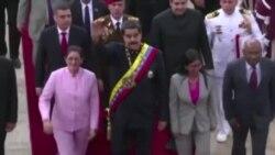 پرزیدنت ترامپ: گزینه نظامی علیه ونزوئلا هنوز روی میز است