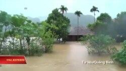 Quảng Bình, Hà Tĩnh tiếp tục gánh lũ