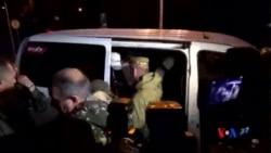 2014-06-29 美國之音視頻新聞: 烏東親俄武裝釋放被扣押歐安會監察員