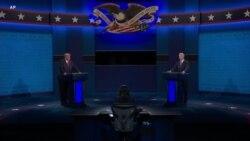 特朗普拜登竞选辩论针锋相对擦出火花