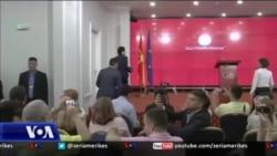 Marrëveshja për emrin e Maqedonisë, reagime në Shkup