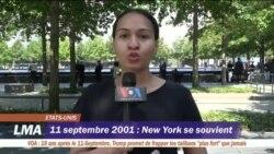 Le 11 septembre dans les mémoires