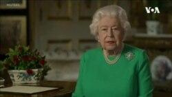 英國首相約翰遜入院檢查 英女皇電視講話團結民眾抗疫