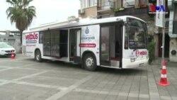 Sokak Hayvanlarına Özel Mobil Klinik