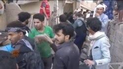 یمن میں سعودی فضائی حملے میں چھ افراد ہلاک