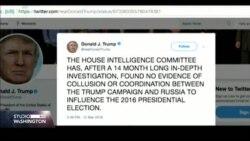Trump slavi rezultate istrage ruskog miješanja u američke izbore