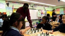 Former Sudan 'Lost Boy' Becomes Chess Master in NYC