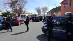 Fransa'da Süpermarket Saldırganı Öldürüldü