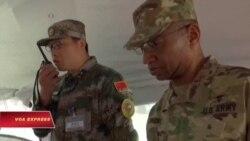 Mỹ, Trung Quốc kết thúc diễn tập cứu trợ thảm họa ở Côn Minh