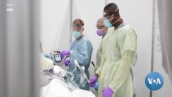 VOA英语视频: 新冠疫情大流行影响 美国人口或分为两种