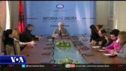 Shqipëri: Qëndrime të ndryshme për reformën në drejtësi