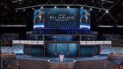 DNC Bill De Blasio