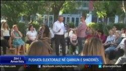 Fushata elektorale në Shkodër